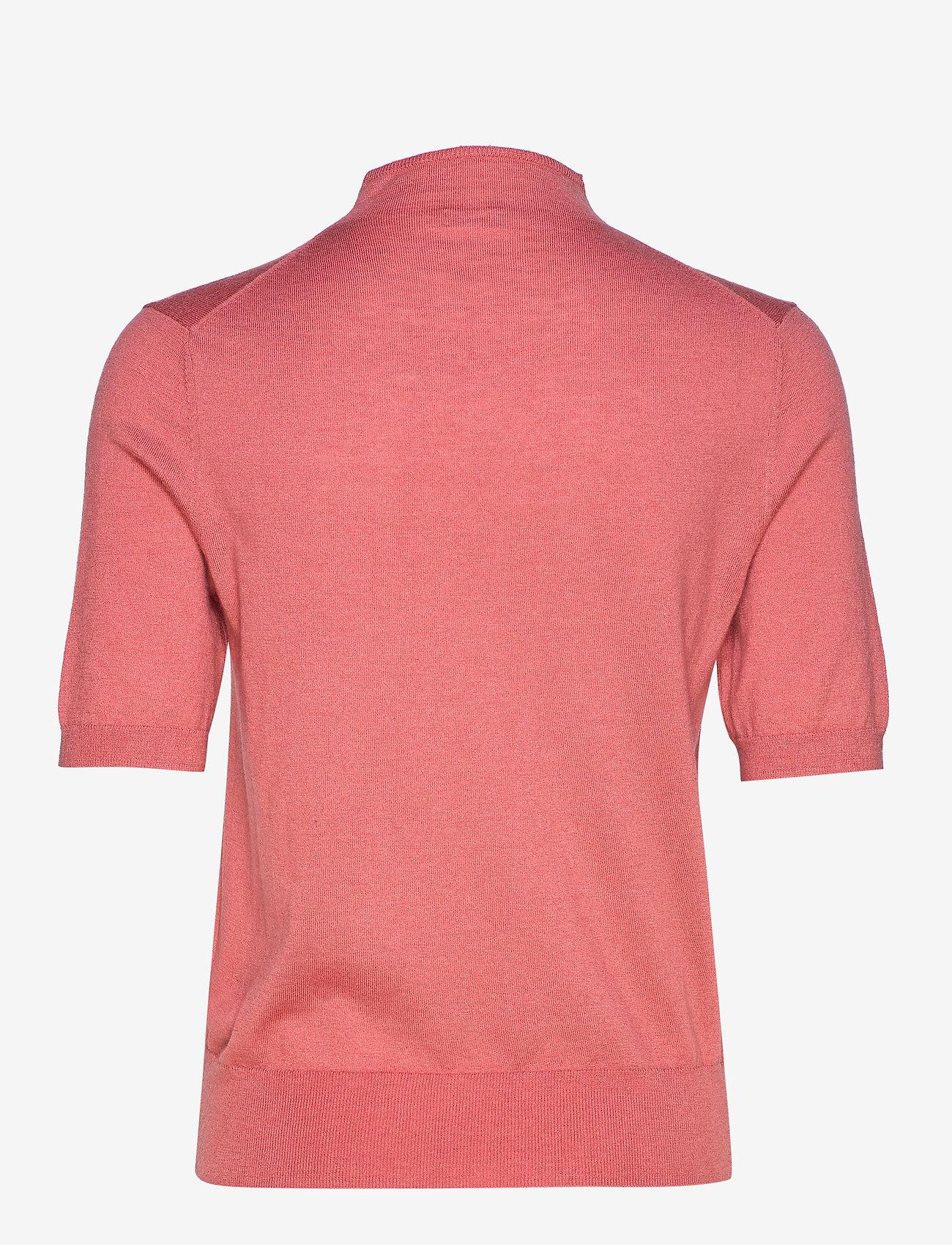 Filippa K Evelyn Sweater - Stickat Pink Cedar
