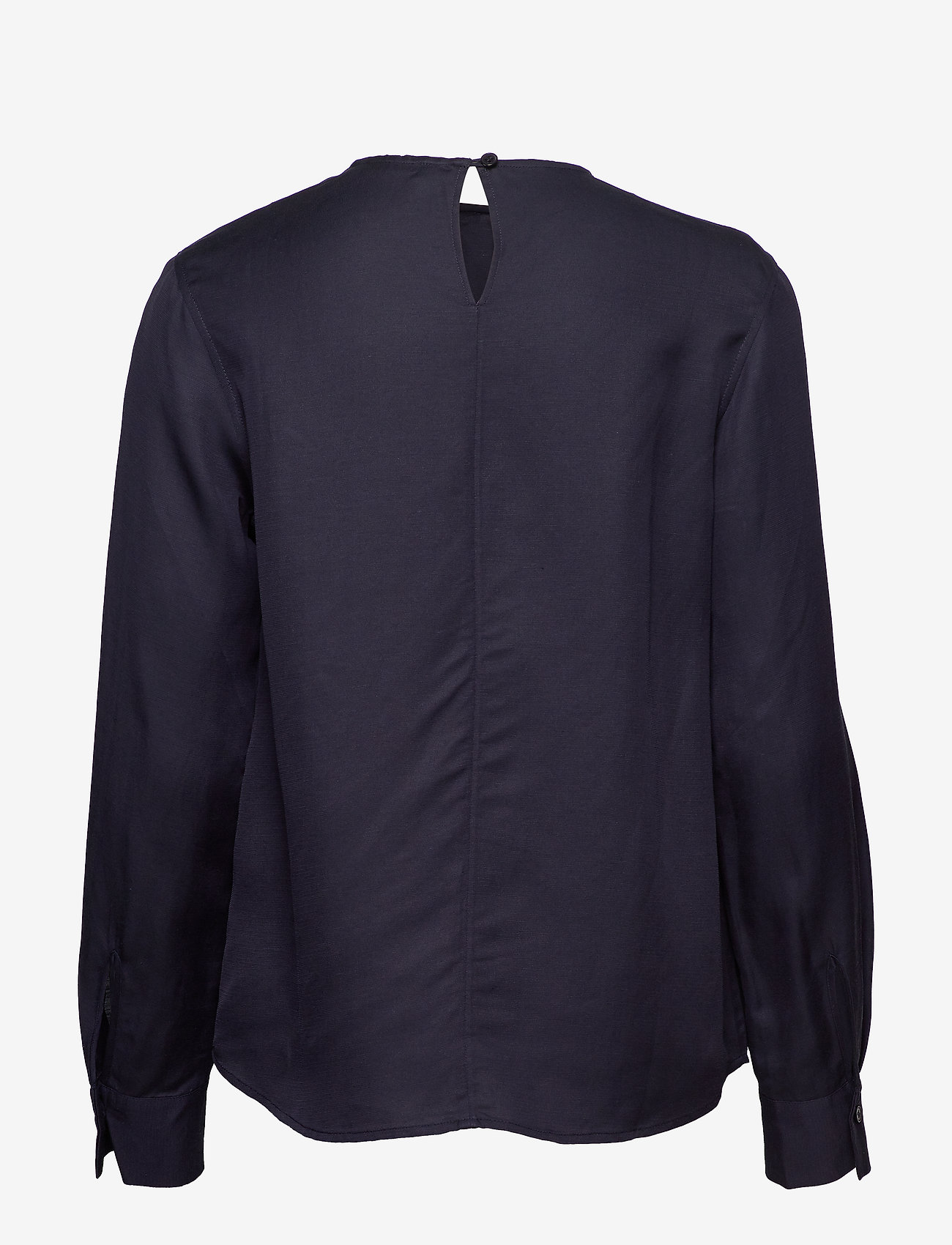 Filippa K Fen Blouse - Bluzki & Koszule DEEP BLUE - Kobiety Odzież.