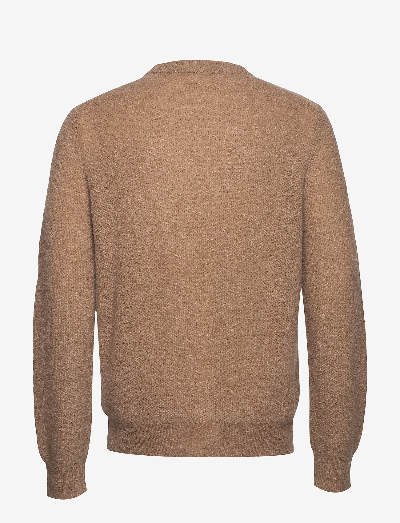 Filippa K - M. Julian Sweater - basic strik - dark khaki - 1