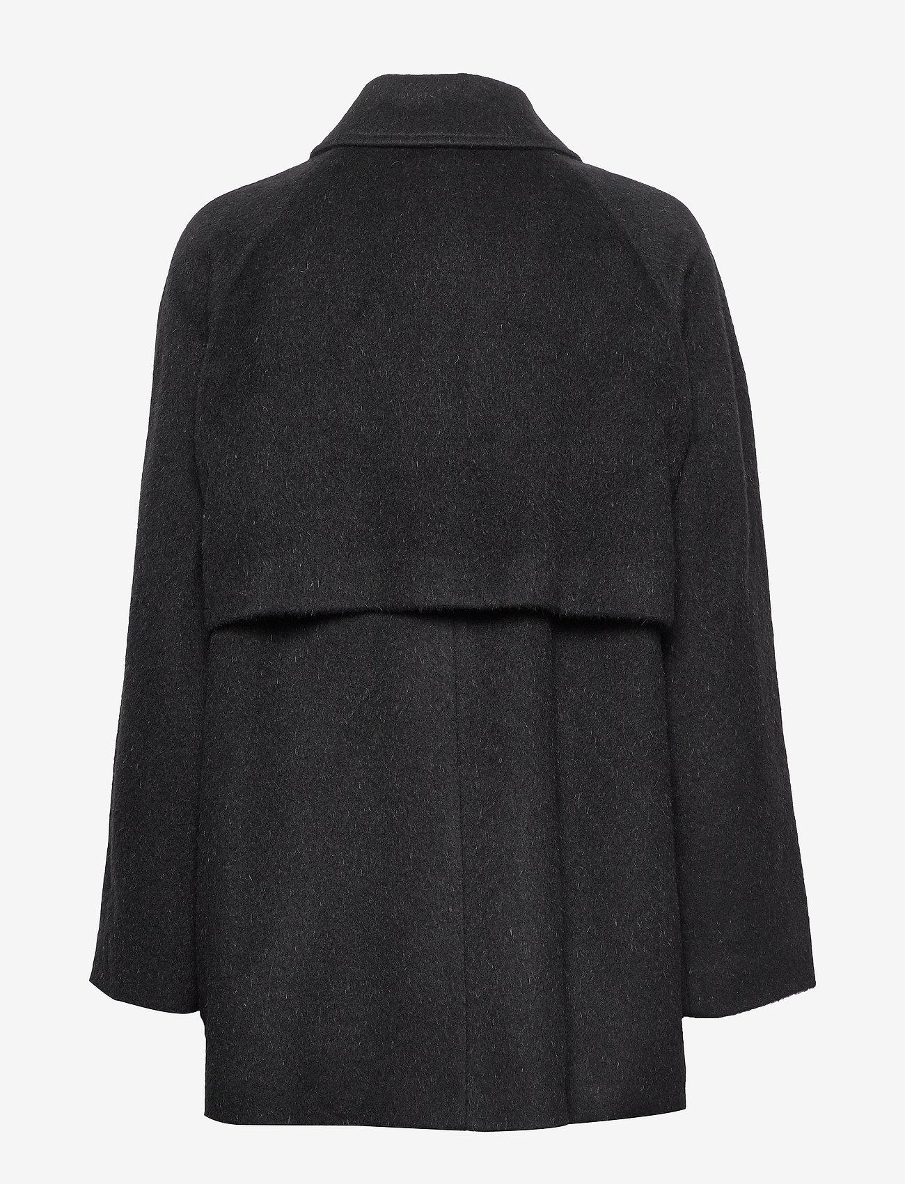 Filippa K - Montreal Coat - uldfrakker - black - 1