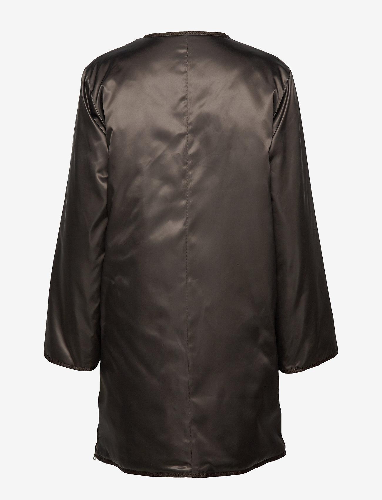 Filippa K - York Coat - quiltede jakker - dark oak - 1