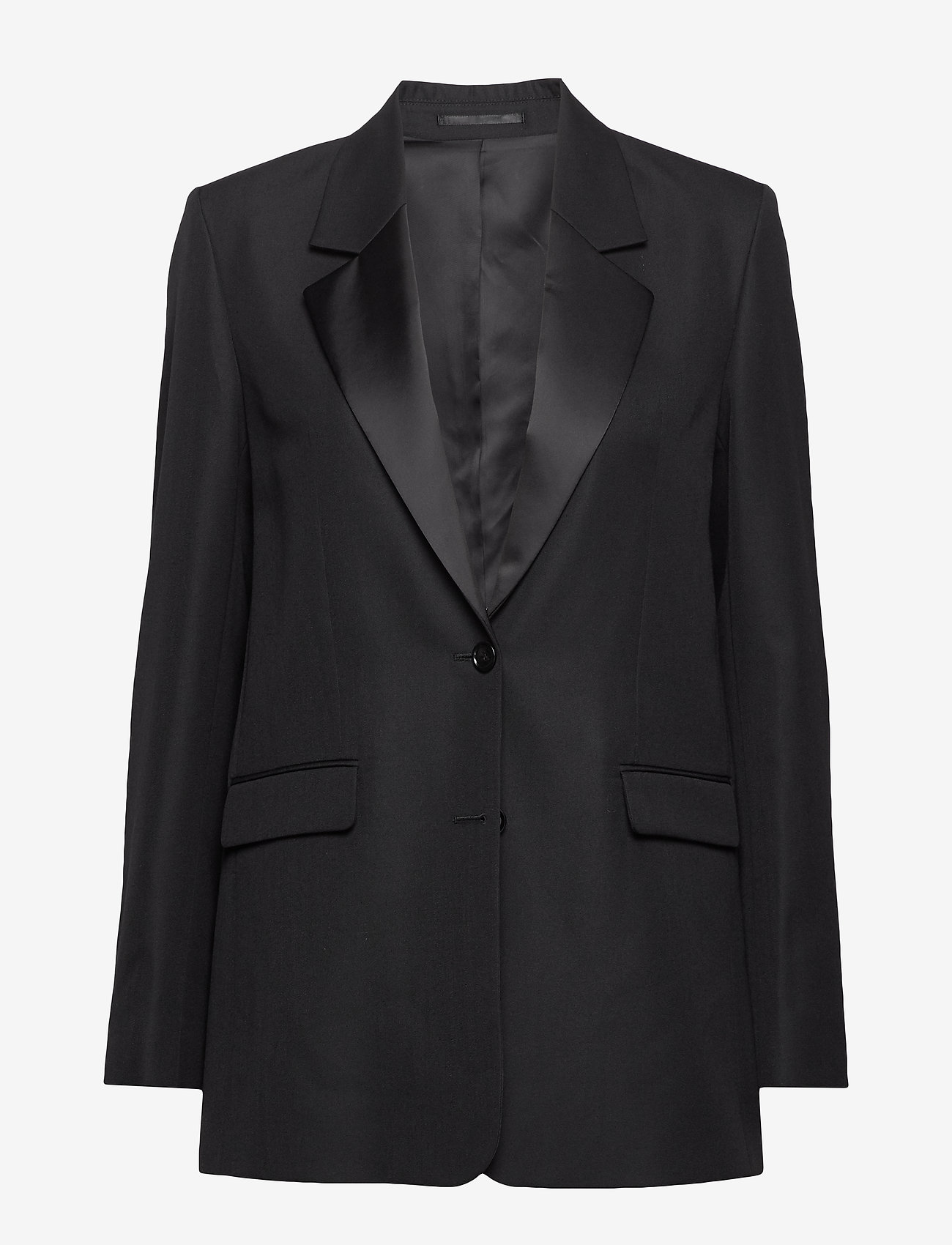 Filippa K - Nadine Blazer - blazers - black - 0