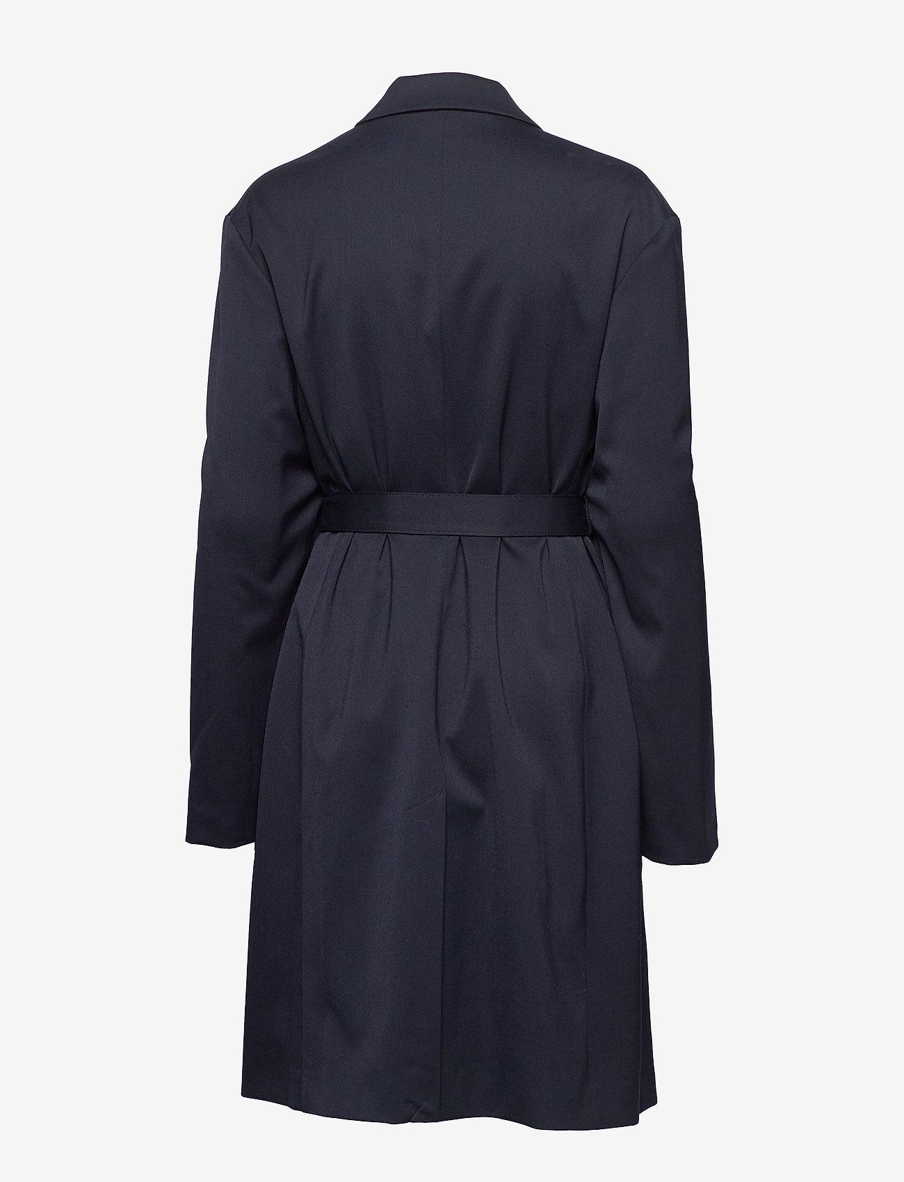 Filippa K - Amie Jacket - light coats - deep blue - 1