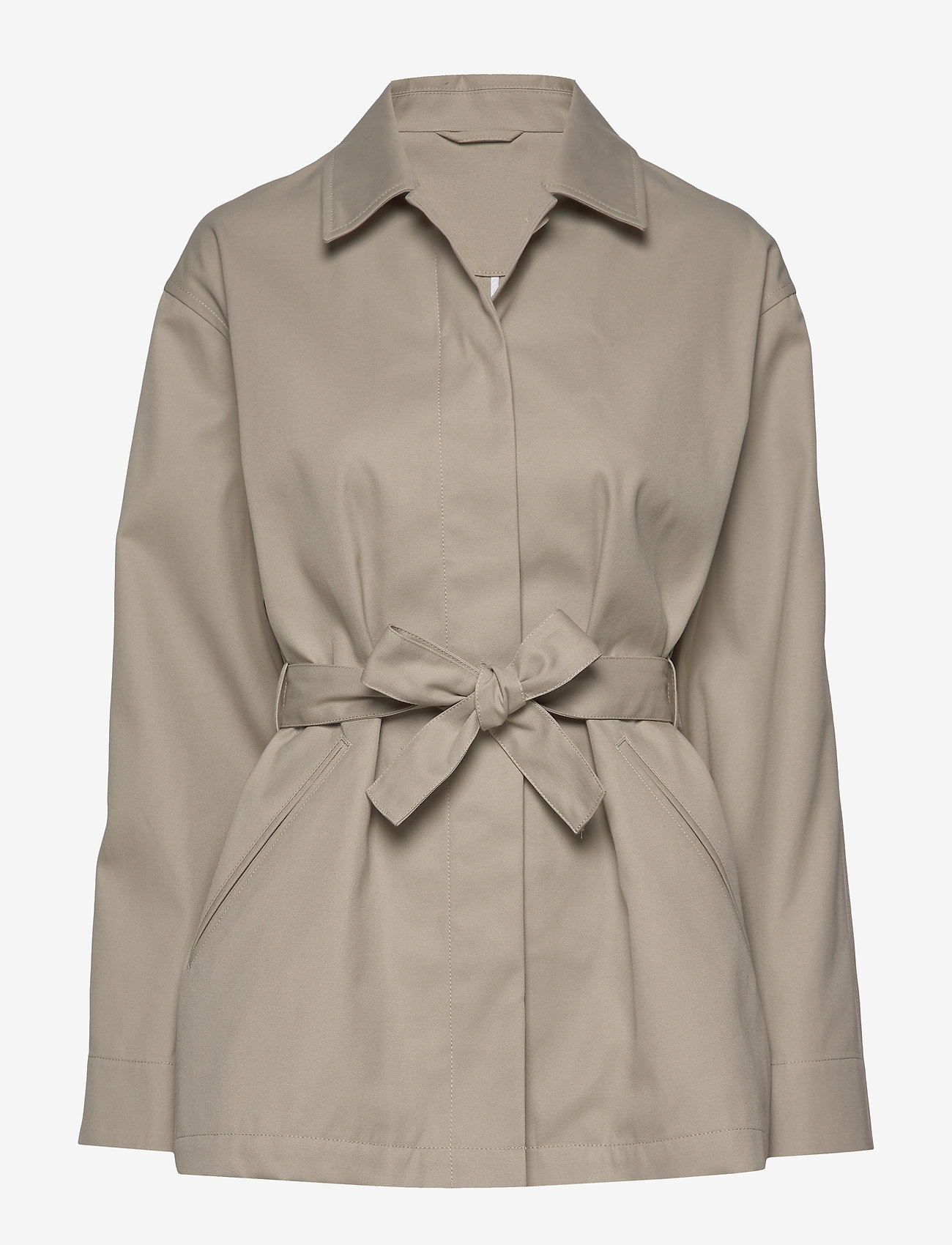 Filippa K - Seine Jacket - lette jakker - light sage - 0
