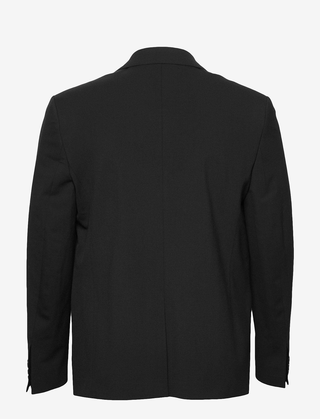 Filippa K - M. Harrison Blazer - blazers met enkele rij knopen - black - 1