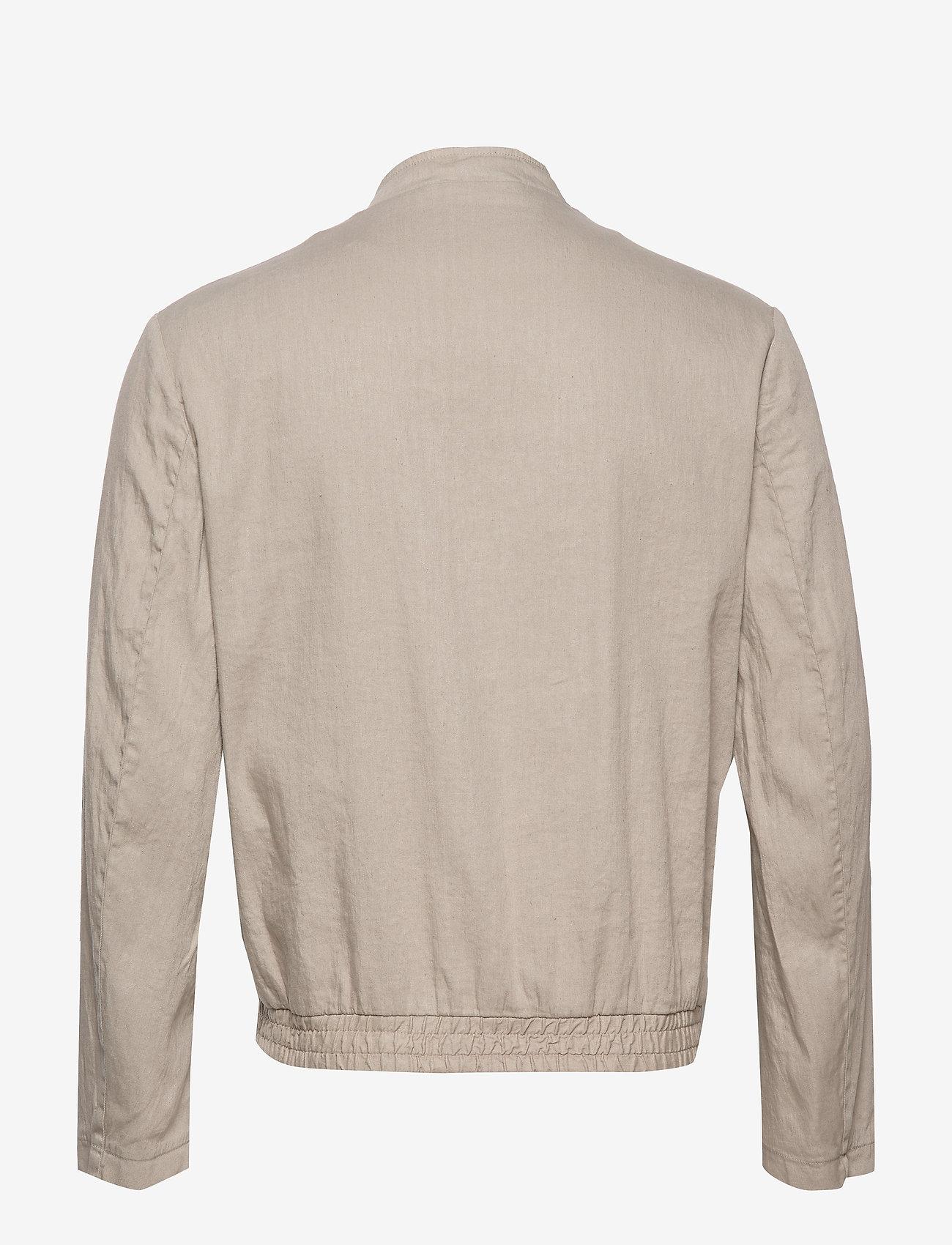 Filippa K - M. Kiruna Jacket - vindjakker - grey beige - 1