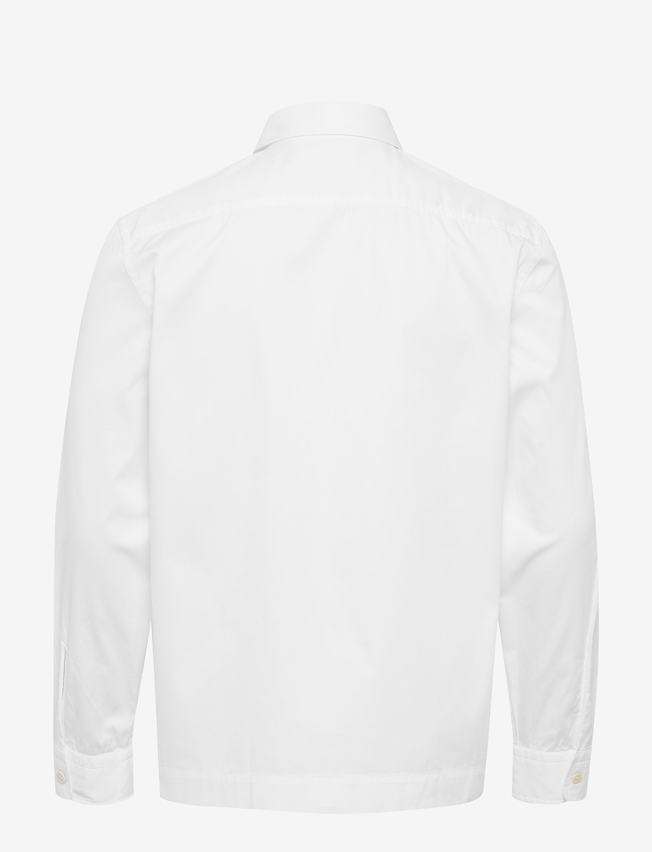 Filippa K - M. Zach Overshirt - basic skjorter - white - 1