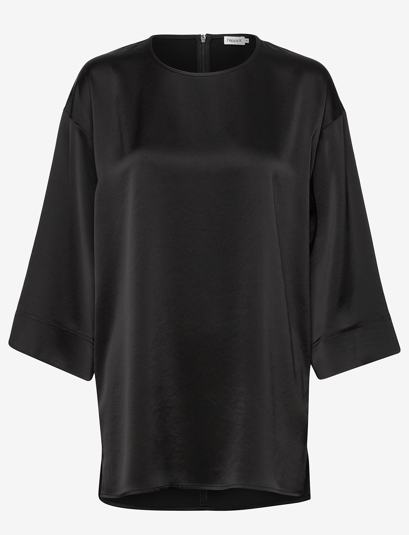 Filippa K - Lydia Top - basic t-shirts - black