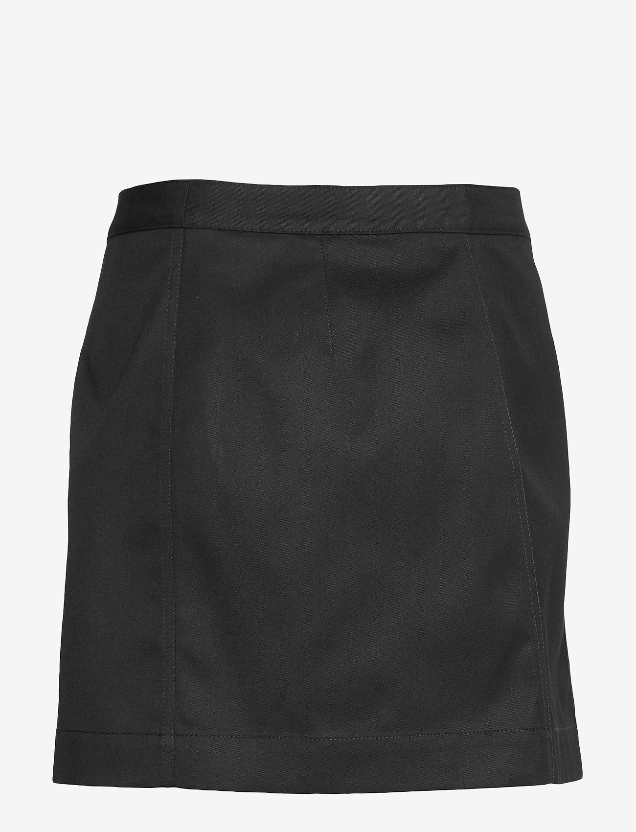 Filippa K - Cali Skirt - korte nederdele - black - 1