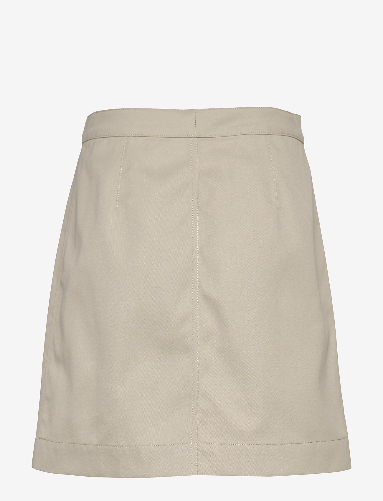 Filippa K - Cali Skirt - korte nederdele - light sage - 1