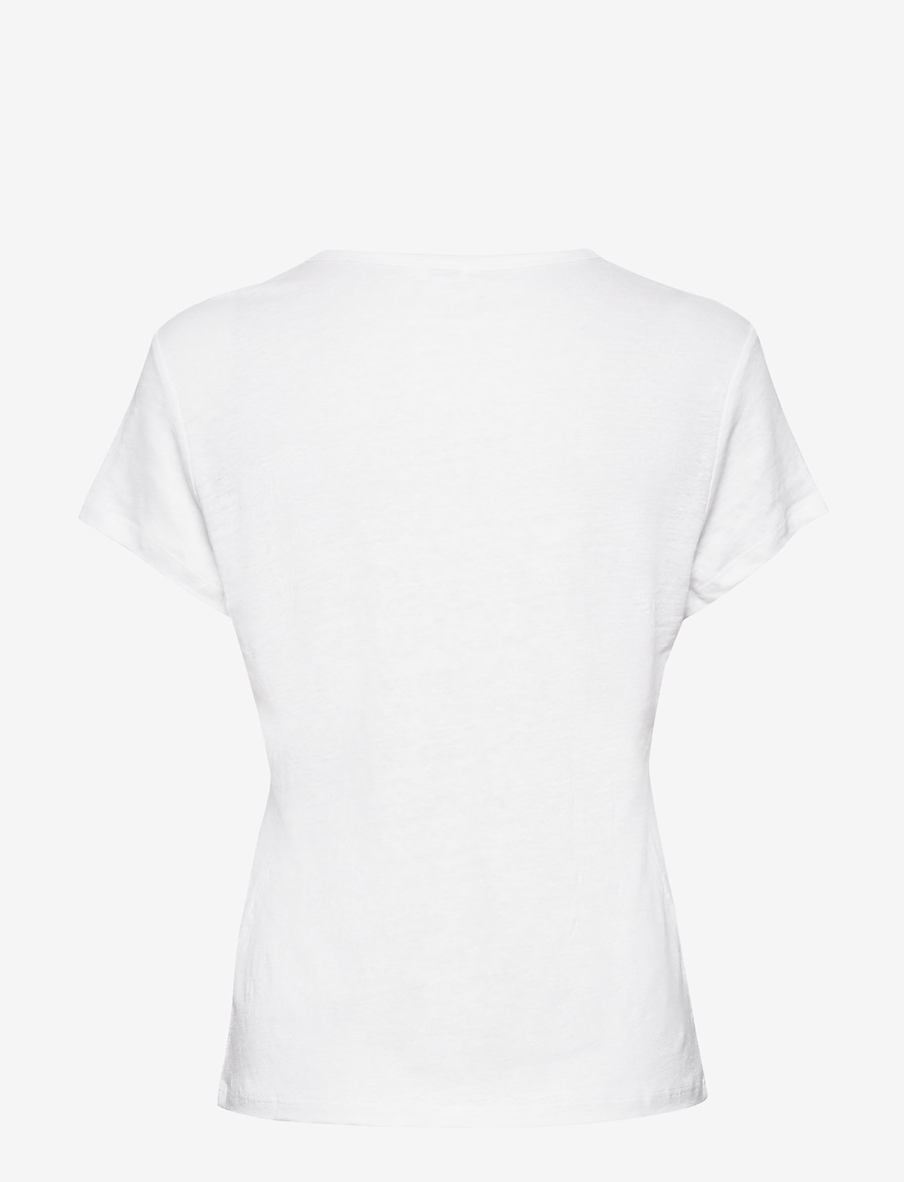 Filippa K - Hazel Tee - basic t-shirts - white