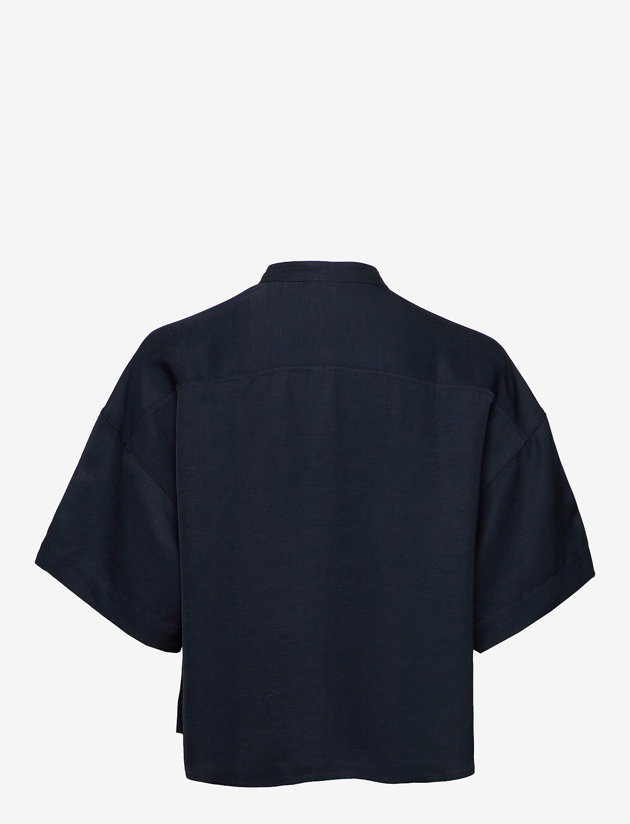 Filippa K - Tammy Shirt - overhemden met korte mouwen - navy - 1