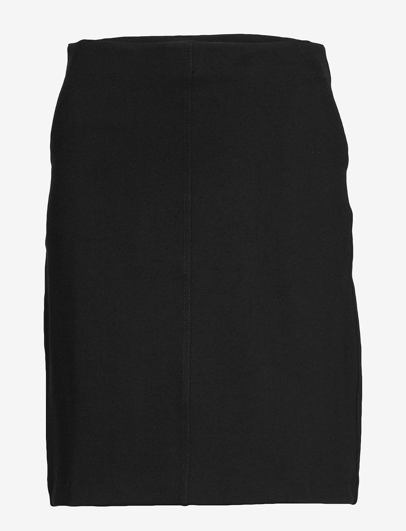 Filippa K - Delia Skirt - korte nederdele - black - 0