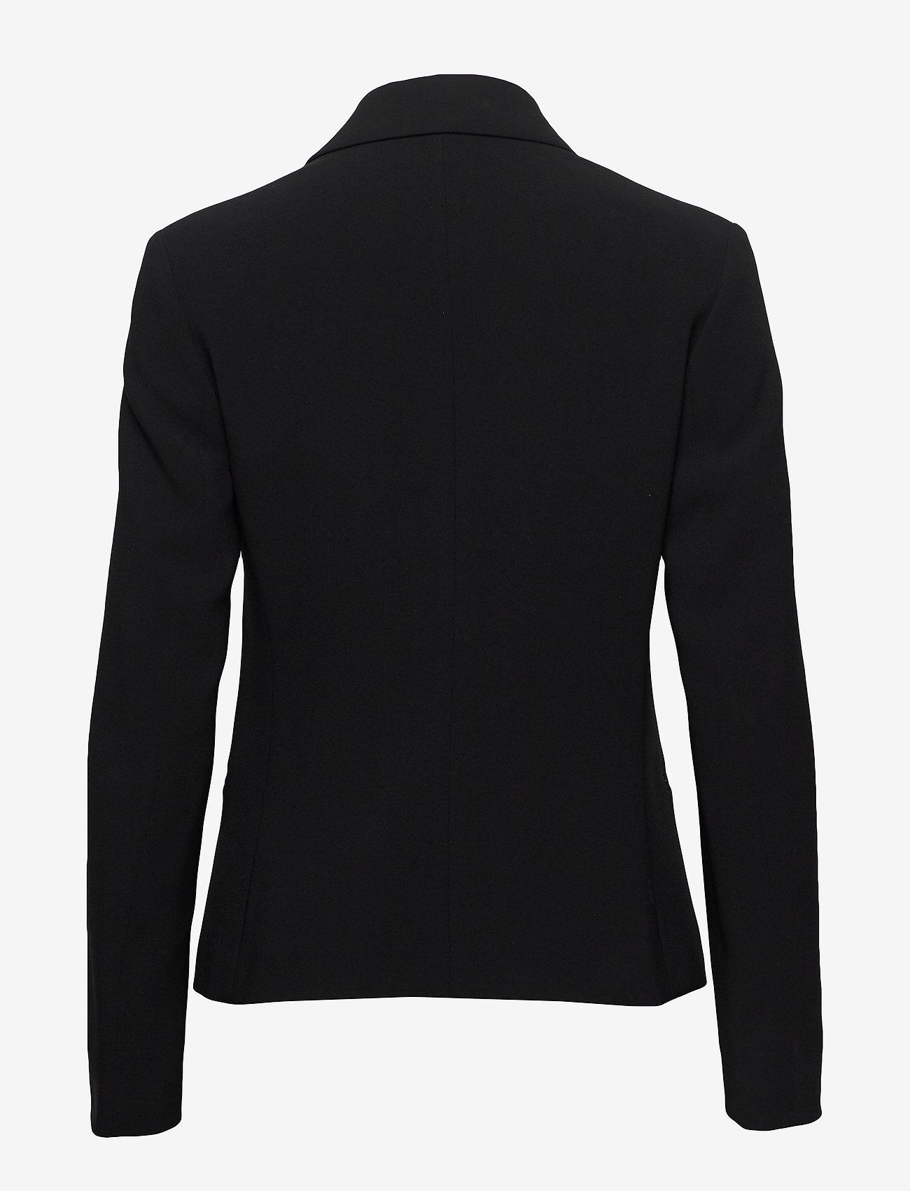 Filippa K - Maylene Jacket - blazere - black - 1