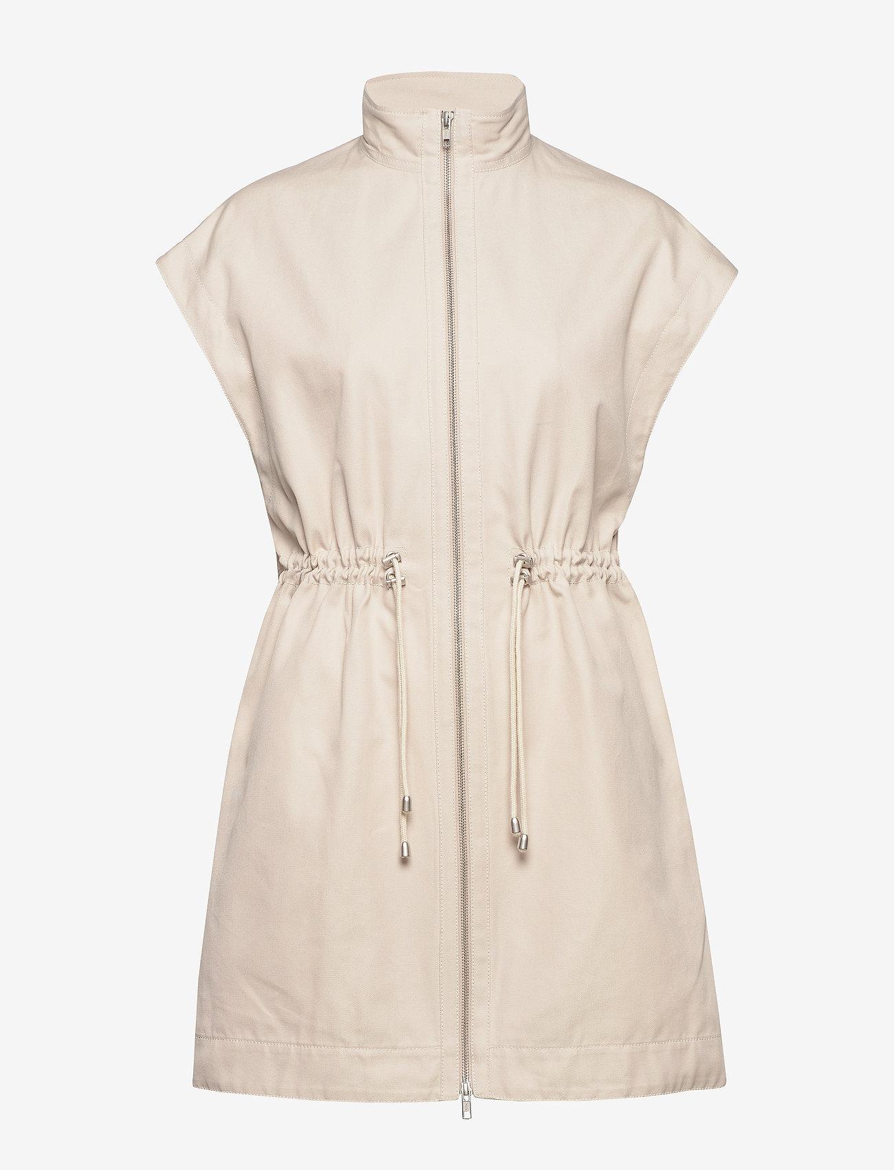 Filippa K - Kailee Jacket - lette frakker - ivory - 1