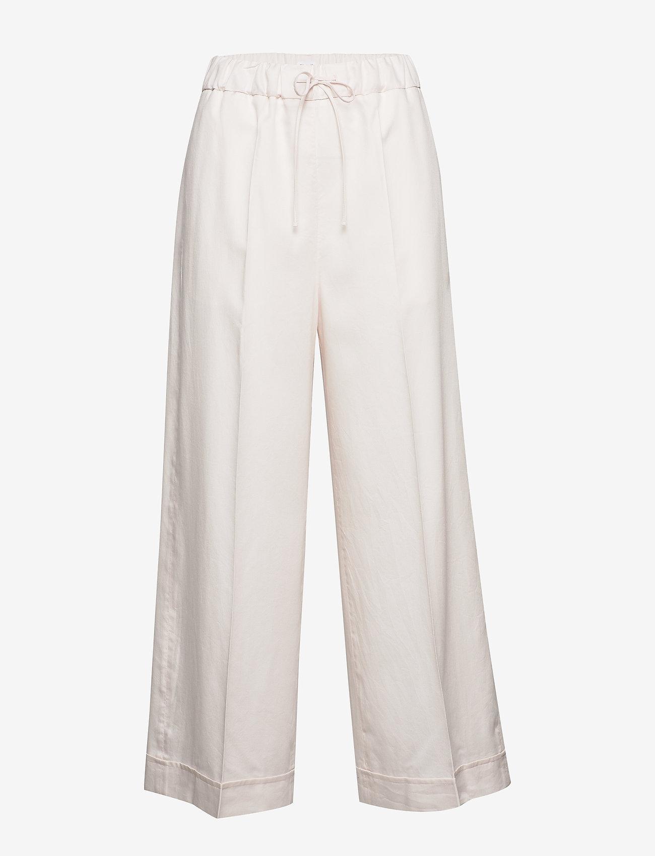 Filippa K - Aria Trouser - bukser med brede ben - faded pink - 0