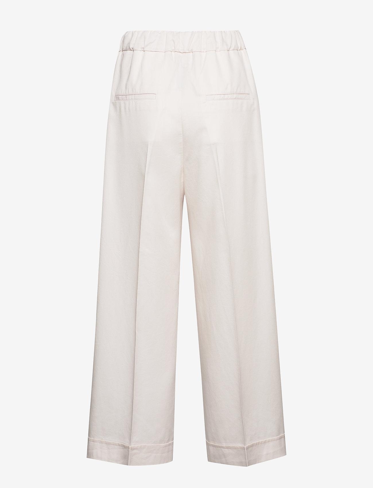 Filippa K - Aria Trouser - bukser med brede ben - faded pink - 1