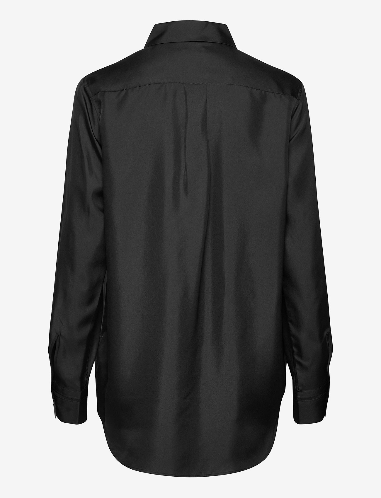 Filippa K - Jennie Shirt - chemises à manches longues - black - 1