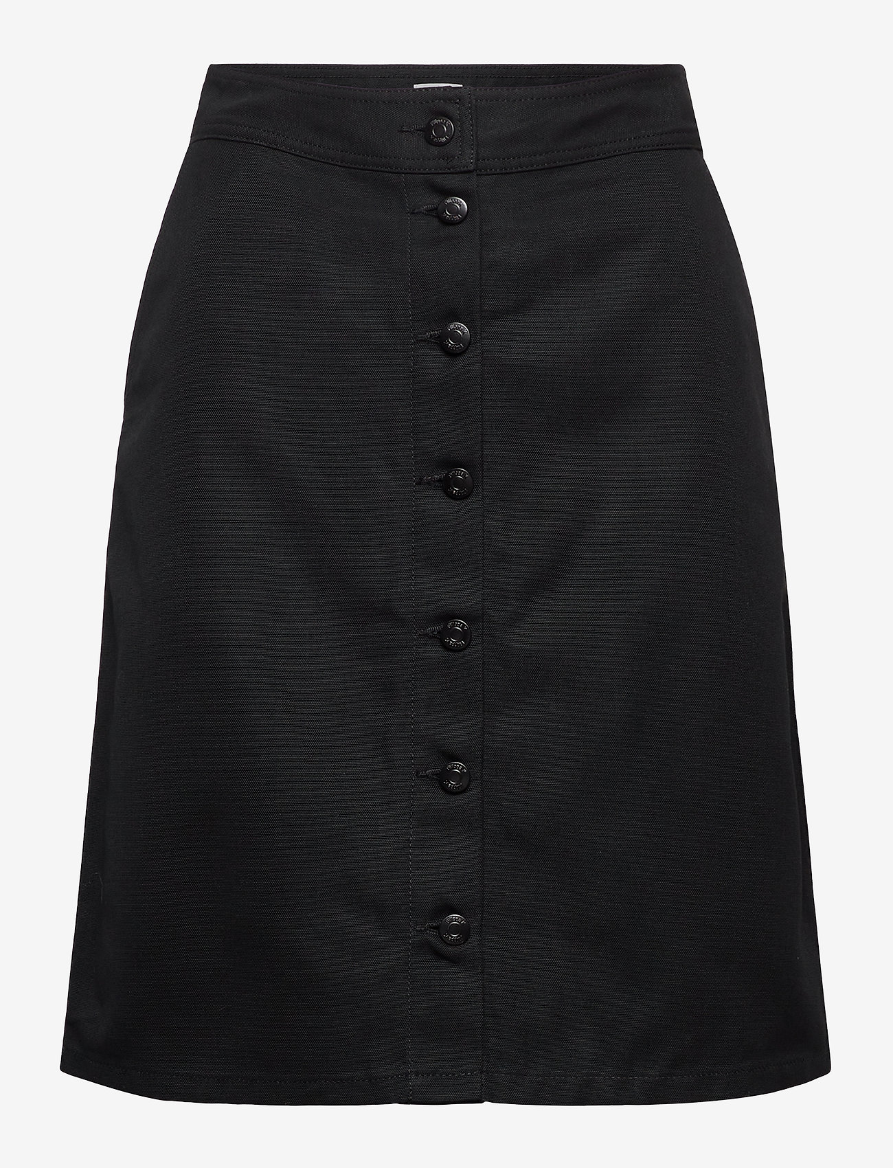 Filippa K - Piper Skirt - midinederdele - almost bla - 0