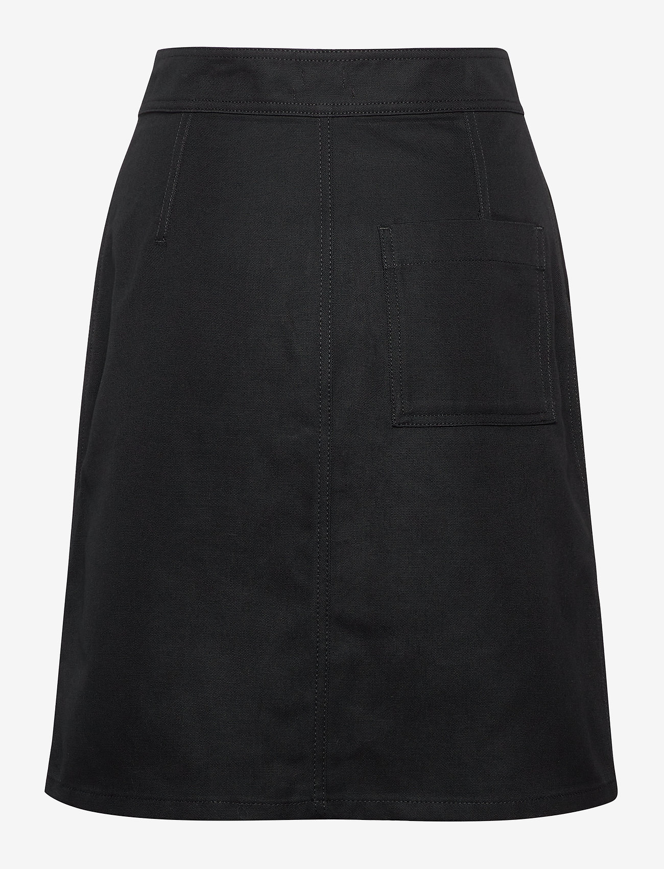 Filippa K - Piper Skirt - midinederdele - almost bla - 1