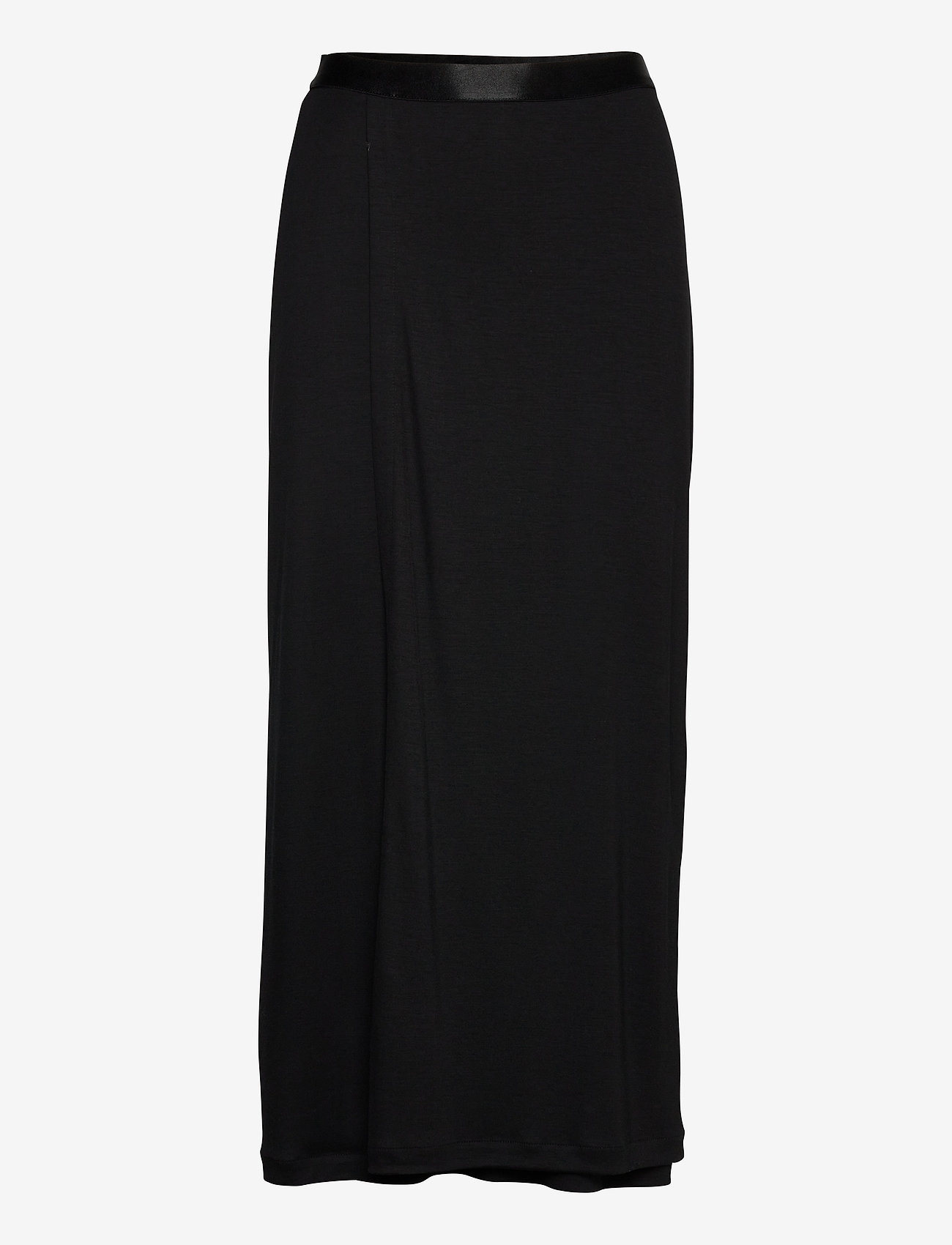 Filippa K - Viola Skirt - maxi nederdele - black - 0