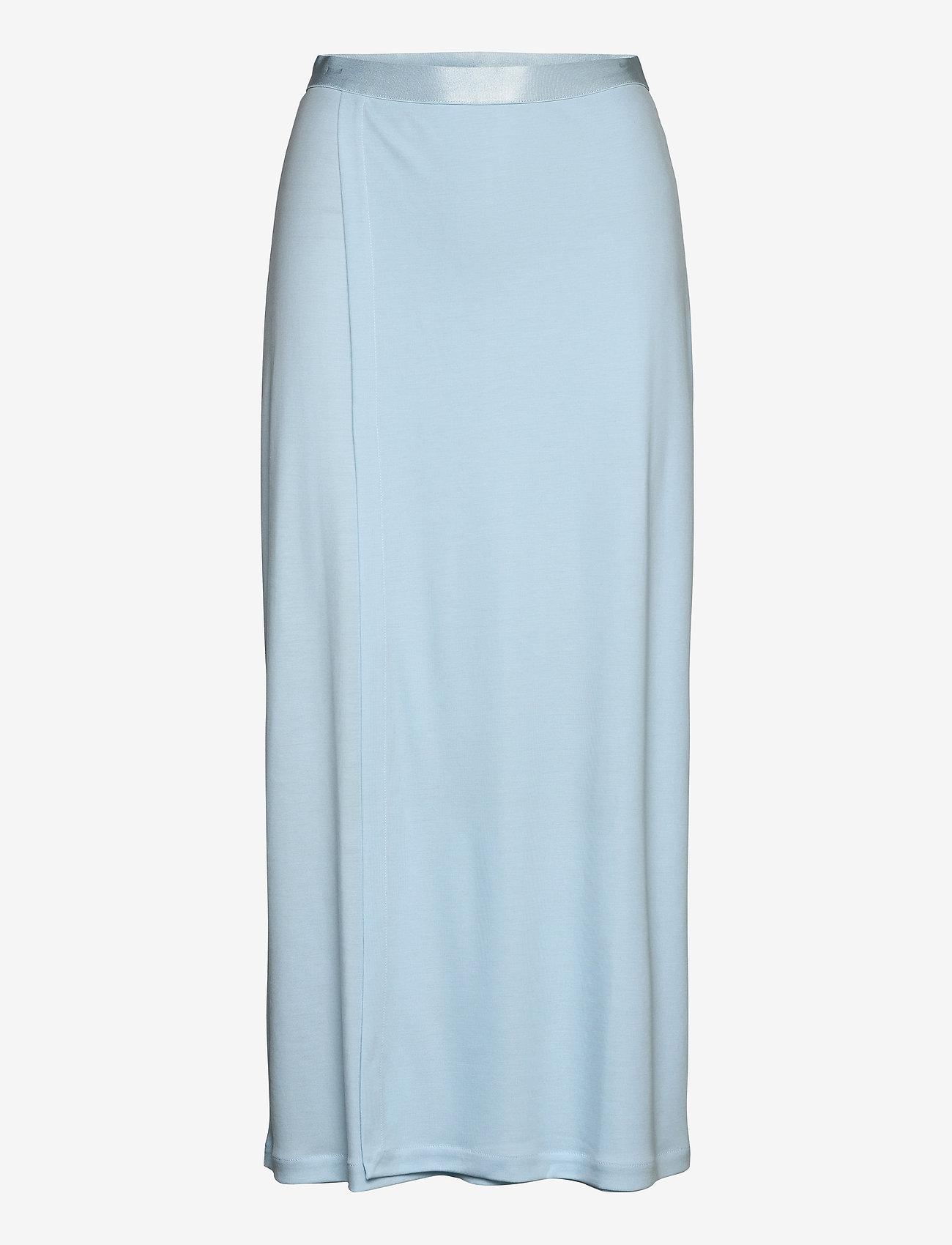 Filippa K - Viola Skirt - maxi nederdele - pale blue - 0