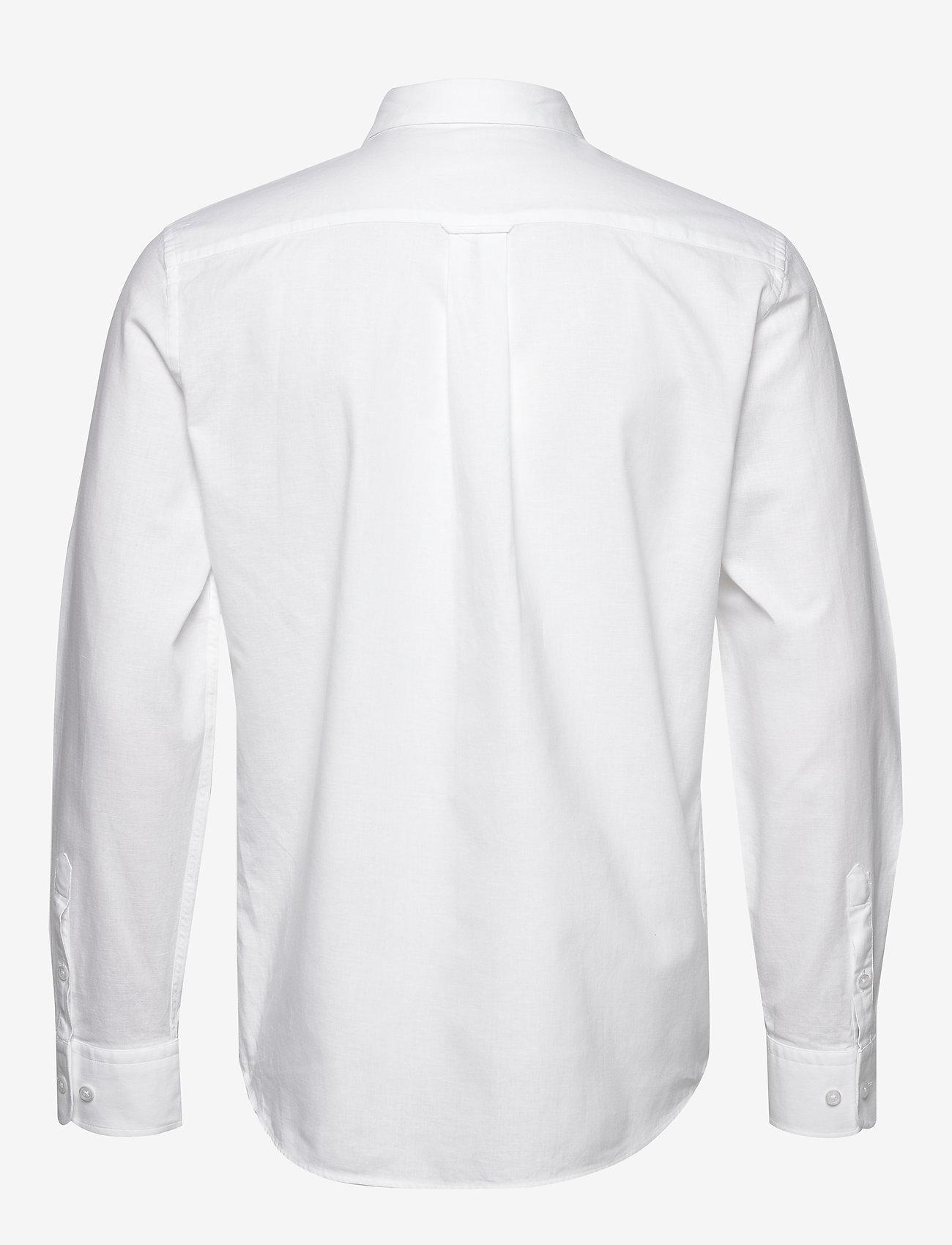 Filippa K - M. Lewis Linen Shirt - basic overhemden - white - 1