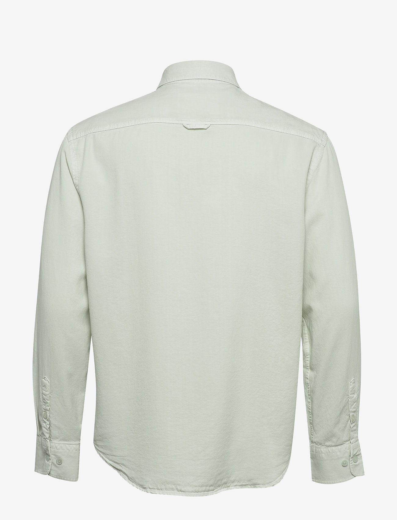 Filippa K - M. Zachary Tencel Shirt - basic overhemden - faded aqua - 1