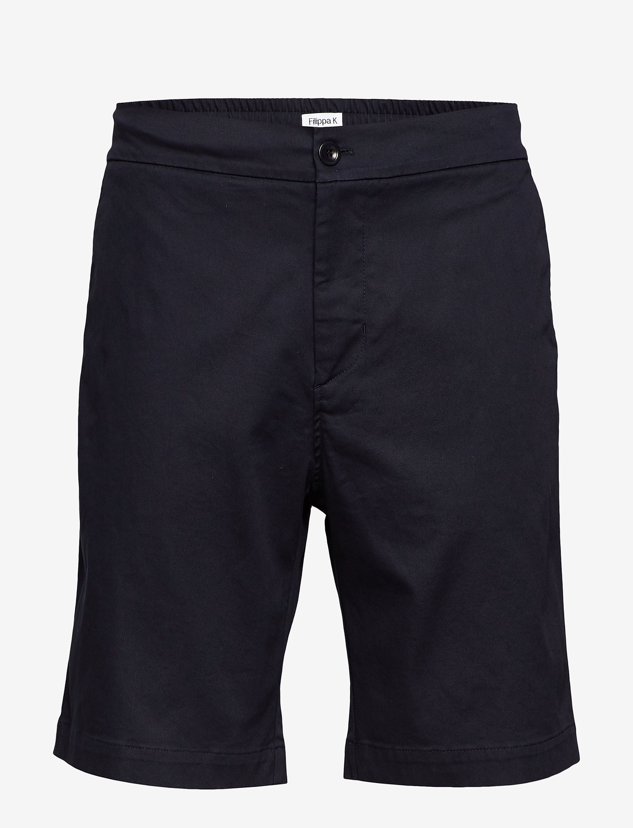 Filippa K - M. Toby Twill Short - tailored shorts - dark navy - 0