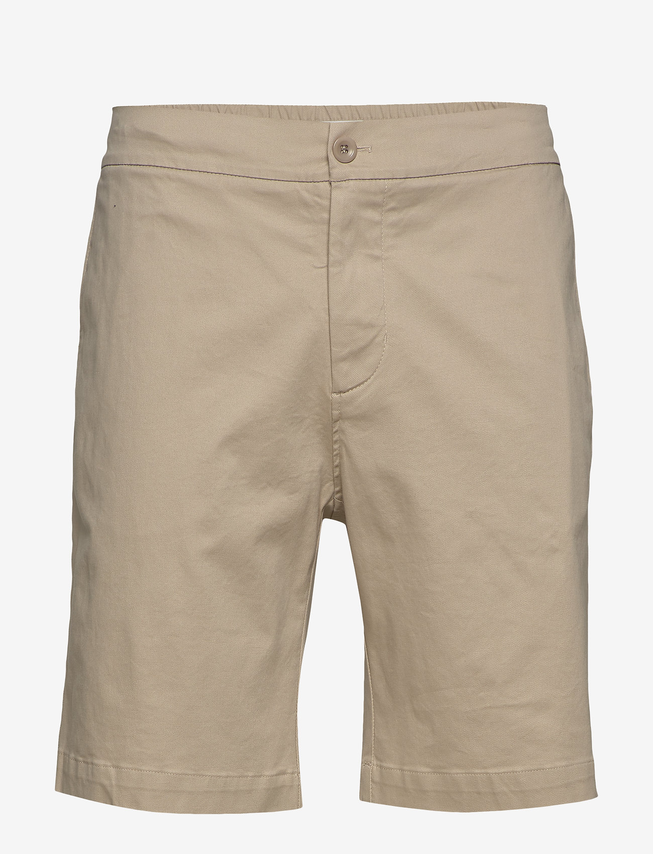 Filippa K - M. Toby Twill Short - tailored shorts - khaki - 0