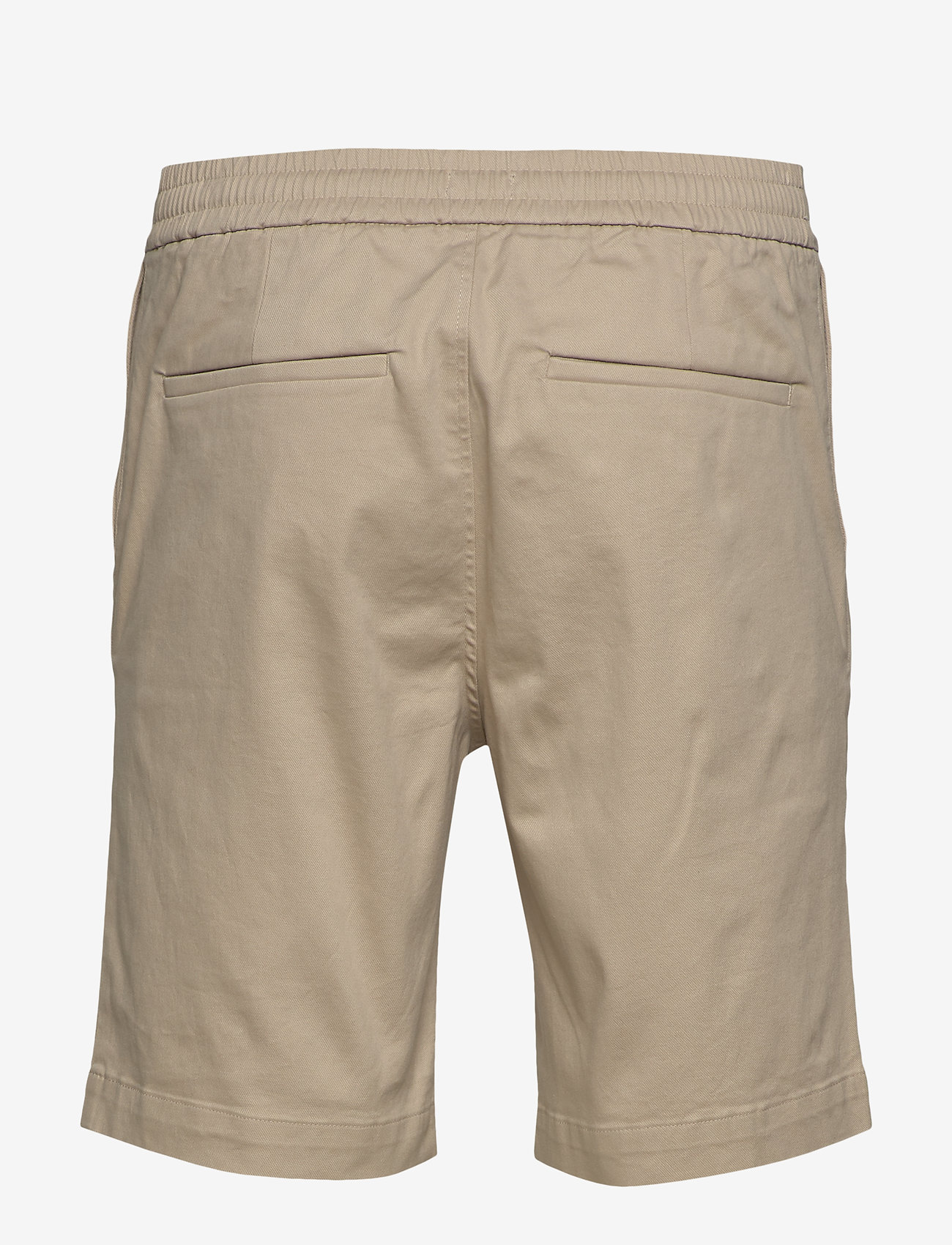 Filippa K - M. Toby Twill Short - tailored shorts - khaki - 1