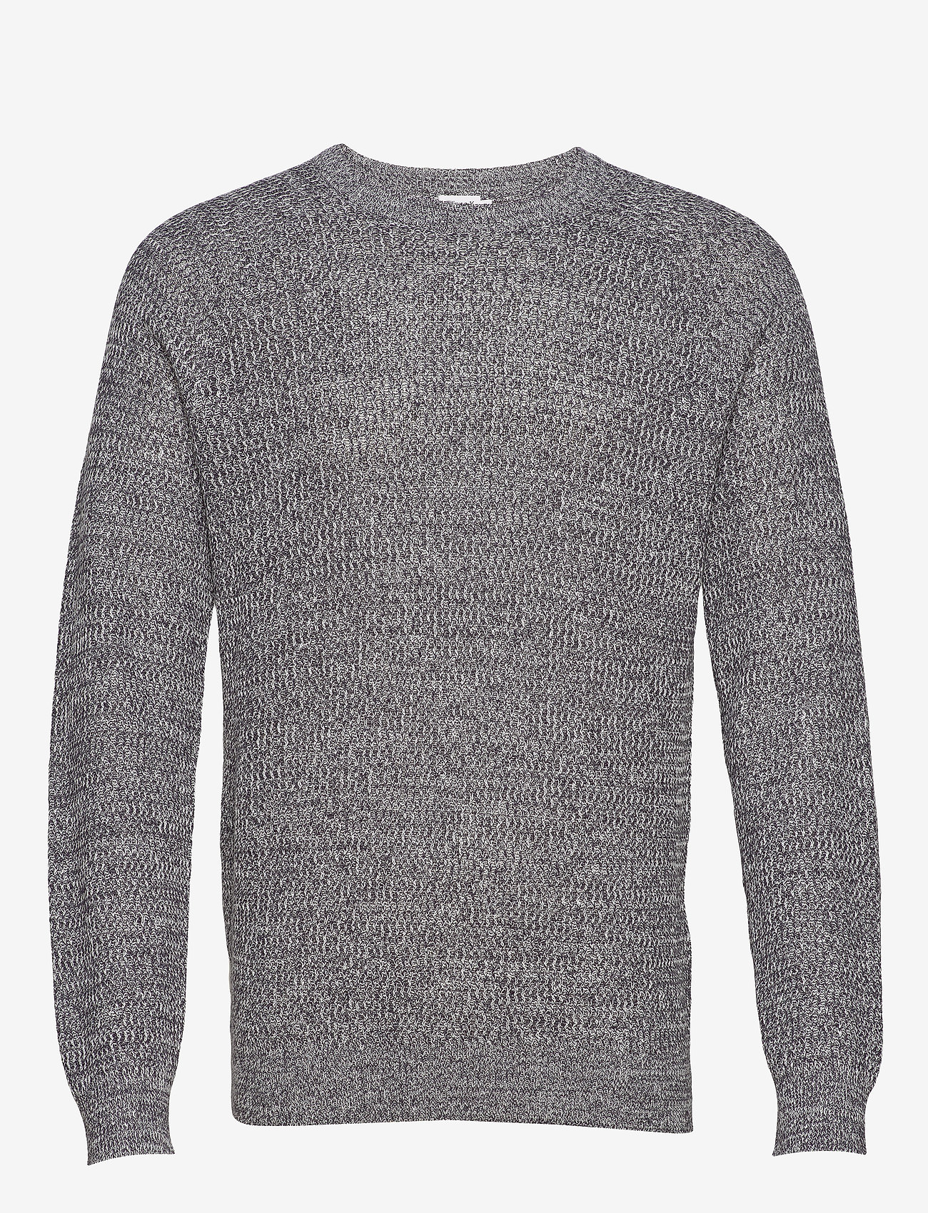 Filippa K - M. Sergio Sweater - basic strik - pale blue/ - 0