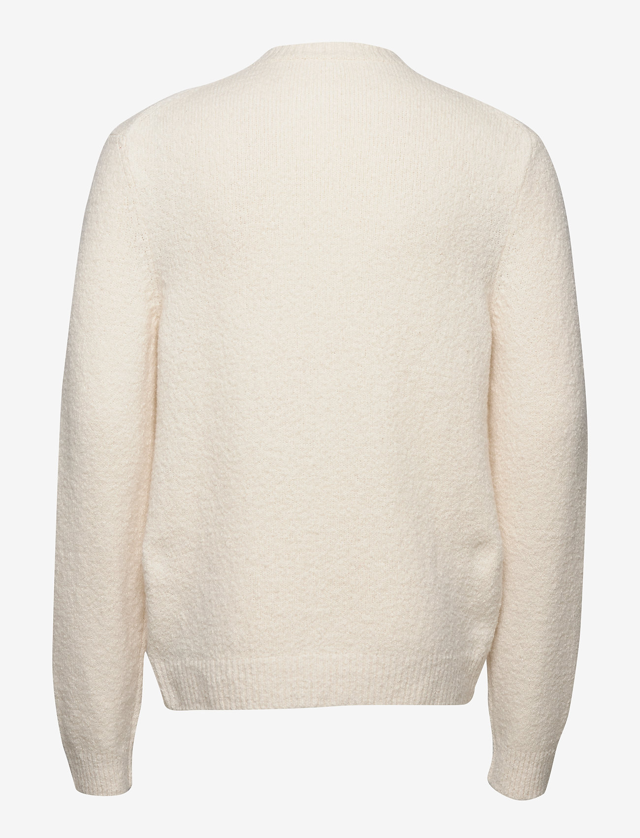 Filippa K - M. Matthew Sweater - basic strik - off-white - 1