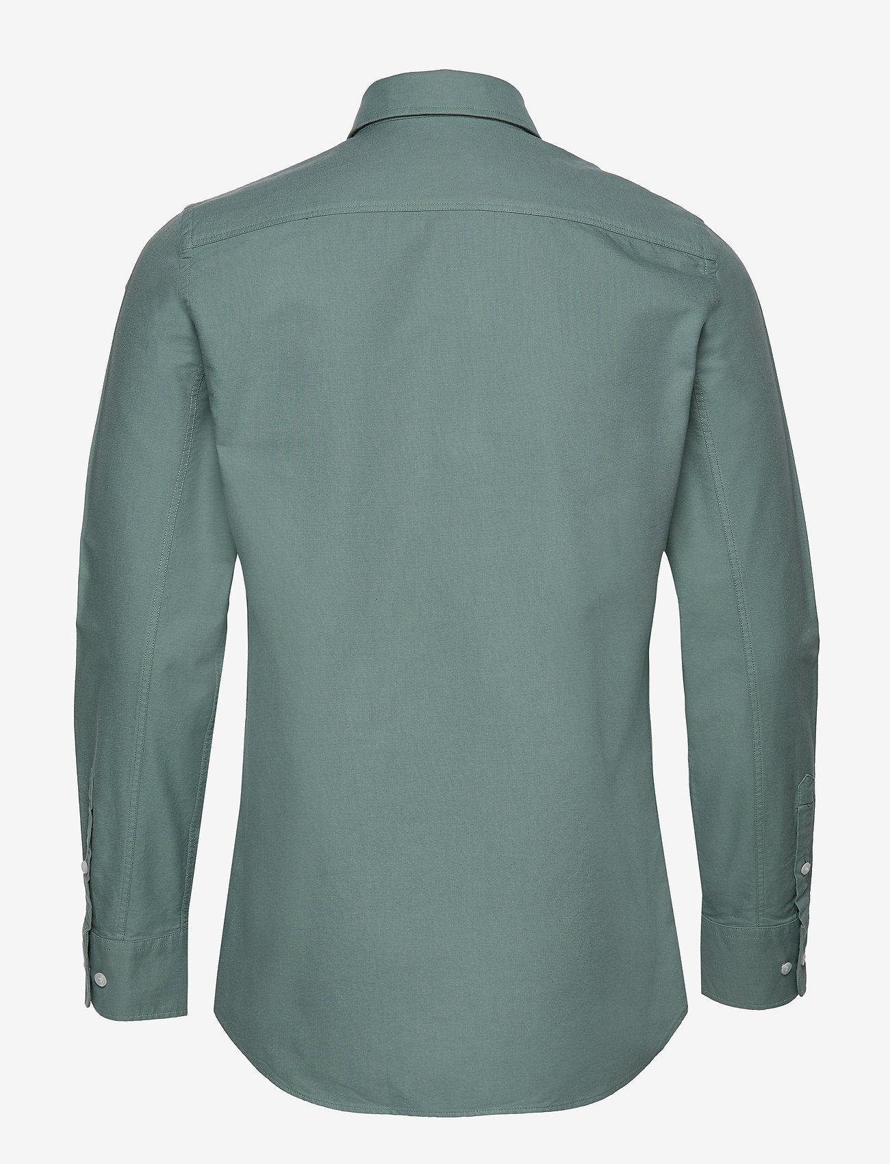Filippa K - M. Tim Oxford Shirt - basic overhemden - mint powde - 1