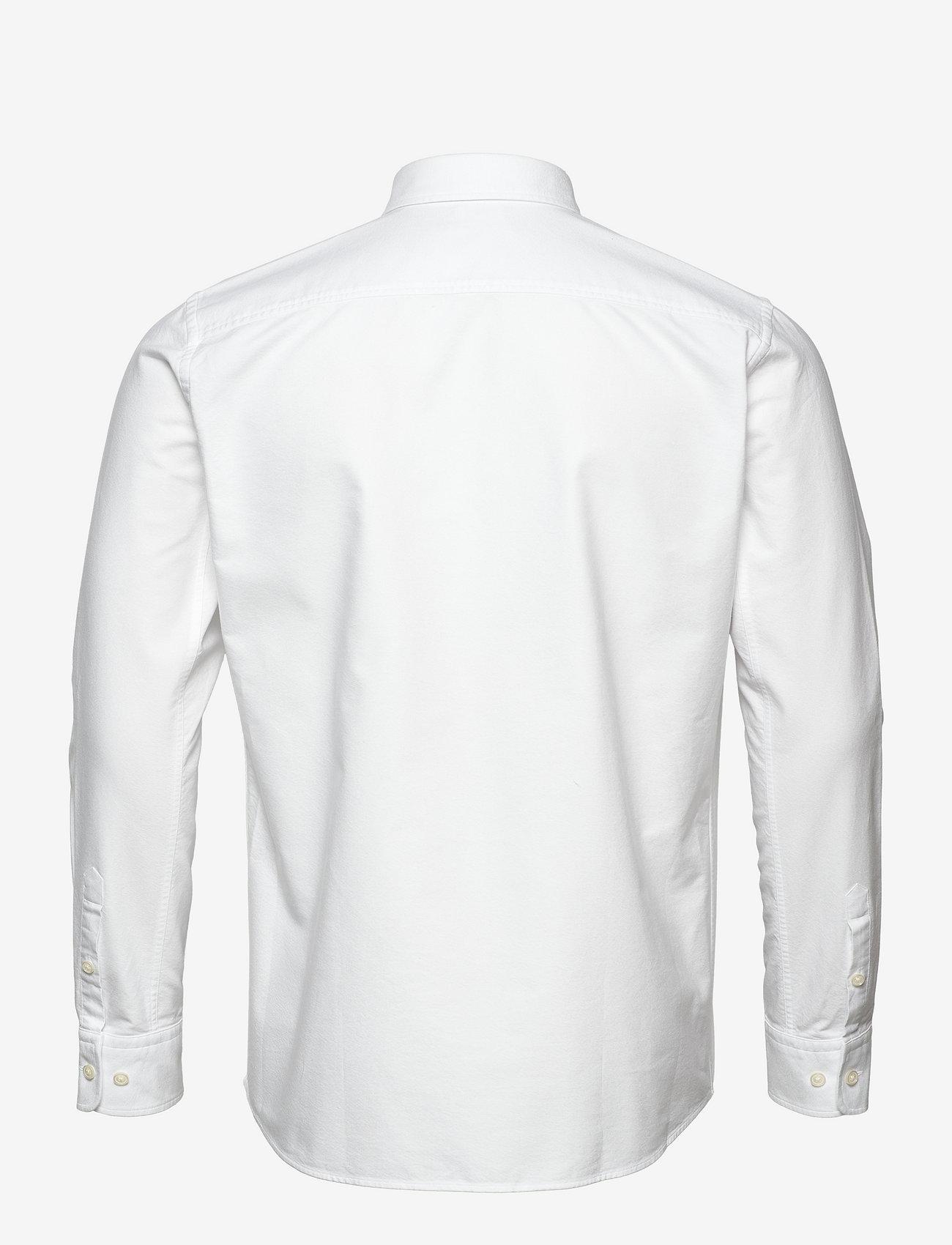 Filippa K - M. Tim Oxford Shirt - basic overhemden - white - 1