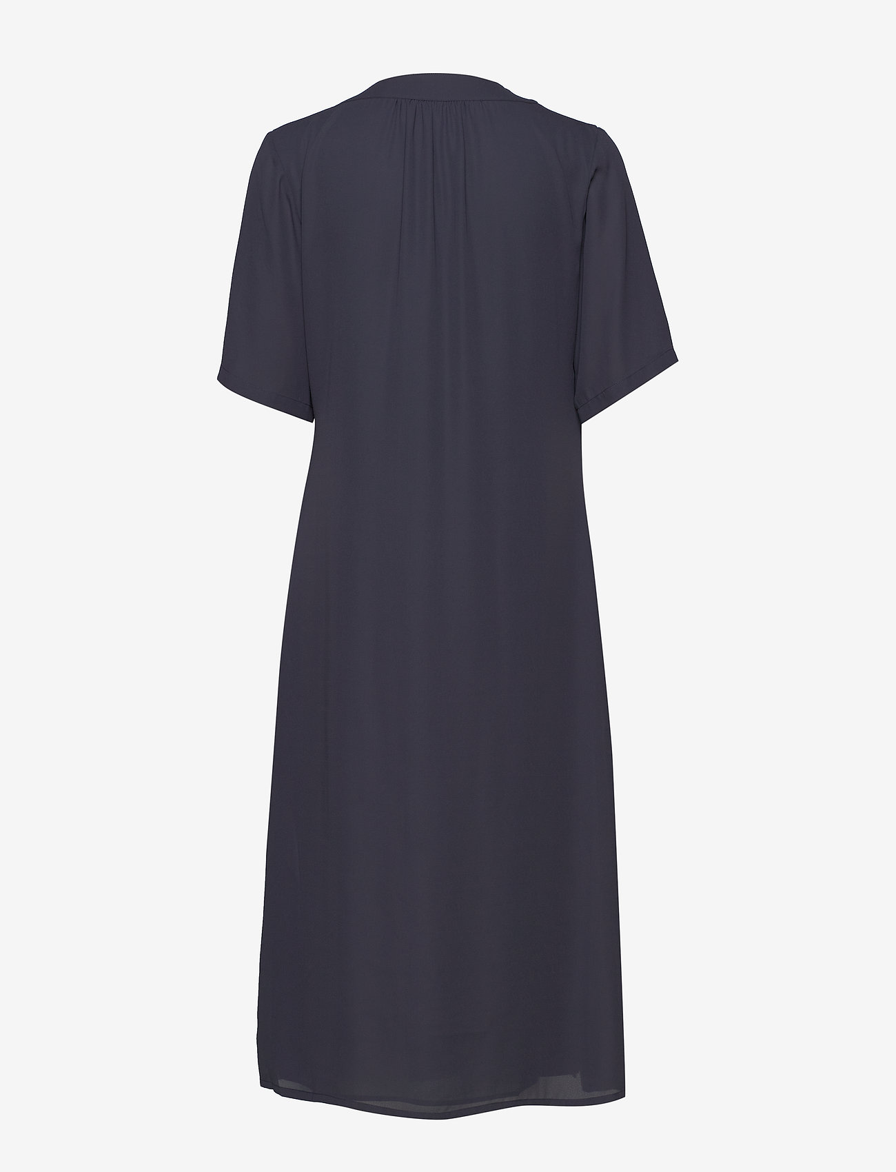 Filippa K - Amalia Wrap Dress - omslagskjoler - ink blue