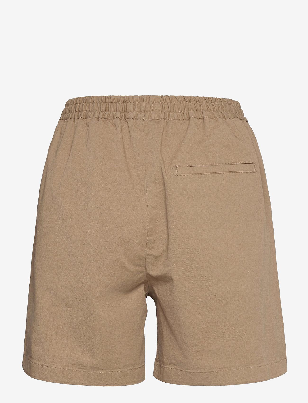 Filippa K - Jessa Short - shorts casual - muddy brow - 1