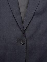 Filippa K - Jackie Cool Wool Jacket - blazere - dk. navy - 2