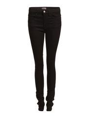 Lola Super Stretch Jeans - BLACK