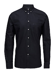 M. Paul Oxford Shirt - NAVY