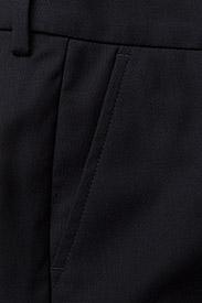 Filippa K - Luisa Cool Wool Trouser - raka byxor - dk. navy - 1