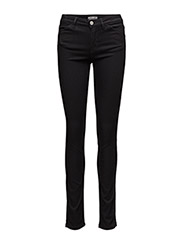 Patti Stretch Jeans - BLACK