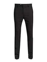M. Liam Cool Wool Slacks - BLACK