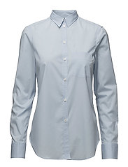 Classic Stretch Shirt - LT. BLUE