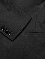 Filippa K - M. Christian Cool Wool Jacket - enkeltradede blazere - black - 3
