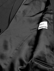 Filippa K - M. Christian Cool Wool Jacket - enkeltradede blazere - black - 4