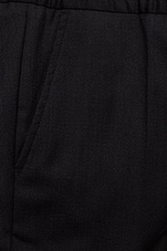 Filippa K - TERRY CROPPED TROUSER - suit trousers - anthracite - 1