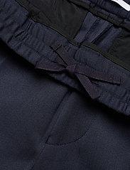 Filippa K - M. Terry Gabardine Pants - formele broeken - dark blue - 4