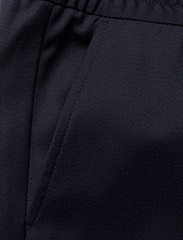 Filippa K - M. Terry Cropped Trouser - uzvalka bikses - navy - 2