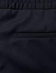 Filippa K - M. Terry Gabardine Pants - formele broeken - navy - 3